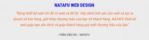 Thiết kế web thương hiệu Bình Dương Natafu
