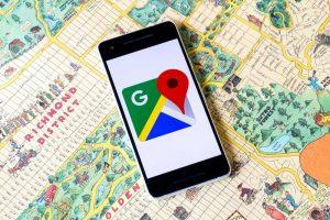Quản lý google map hiệu quả