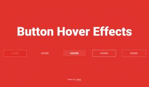 Thêm hiệu ứng hover cho button cực đẹp với CSS3