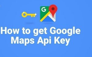 Cách lấy mã Google API Key
