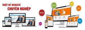 Thiết kế web giá rẻ tại Đồng Xoài