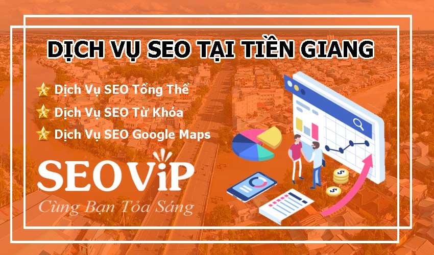 Dịch vụ SEO web tại Tiền Giang