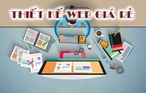 Thiết kế web giá rẻ tại Phước Long