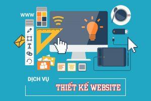 Thiết kế Webiste tại Long An uy tín