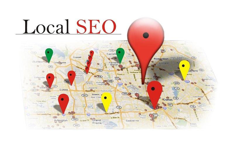 dịch vụ seo địa điểm google map bình dương