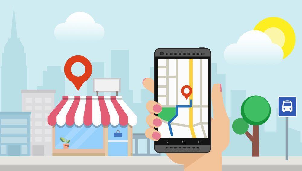 Chiến lược kinh doanh online cho shop qua Google Map